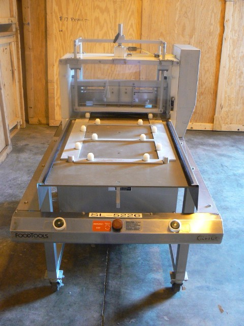 Food Tools Sheet Cake and Bar Cutting Machine